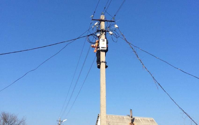 воровство электроэнергии +как бороться