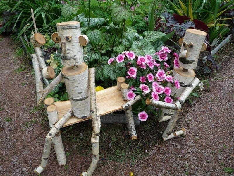 сад огород +своими руками