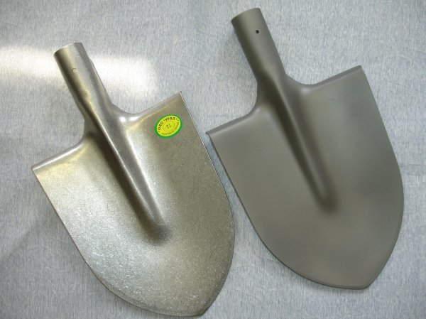 лопата титановая штыковая