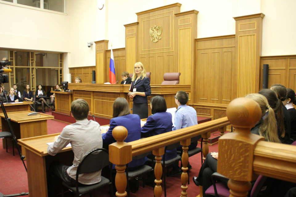 судебное разбирательство дел