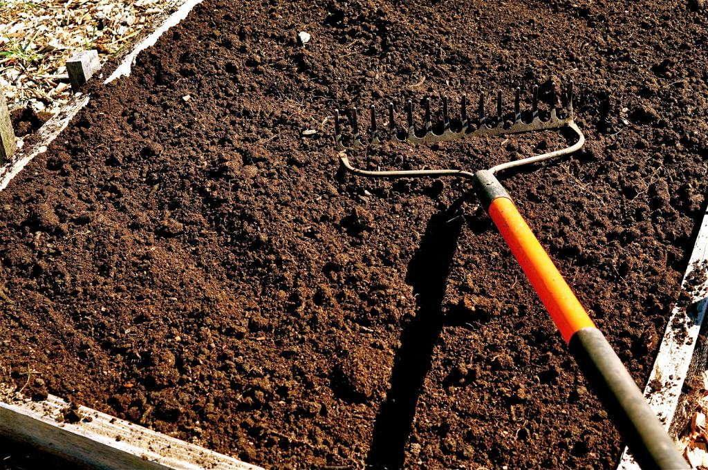 подготовка земли под