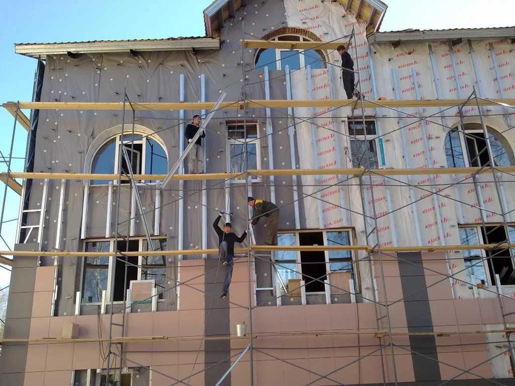 согласование изменений фасада