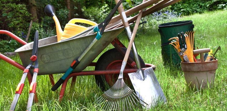 правила хранения садового инвентаря общий уход