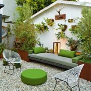 самые маленькие сады